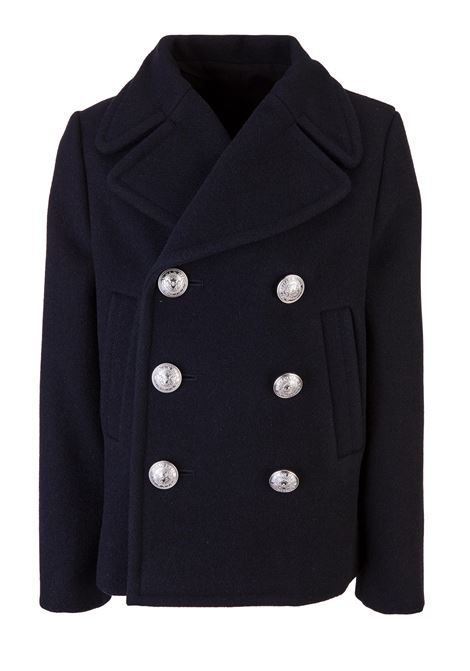 Cappotto BALMAIN PARIS KIDS BALMAIN PARIS KIDS | 17 | W8E3002T388159