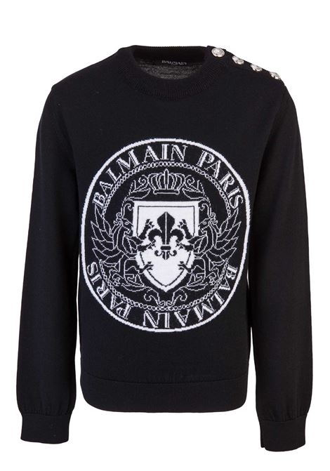 Balmain Paris Kids sweater BALMAIN PARIS KIDS | 7 | W8E6001M264176