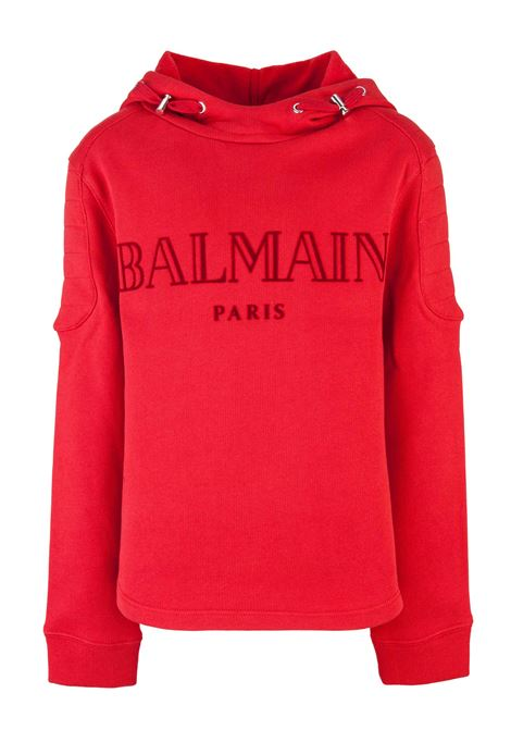 BALMAIN PARIS KIDS Sweatshirt BALMAIN PARIS KIDS | -108764232 | W8E8005I282132
