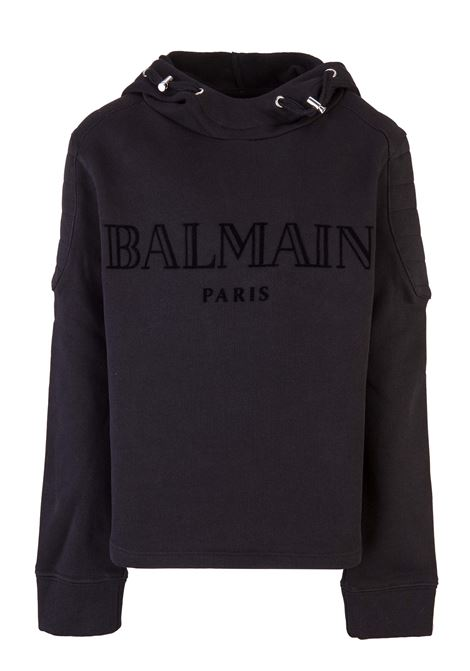 BALMAIN PARIS KIDS Sweatshirt BALMAIN PARIS KIDS | -108764232 | W8E8005I282176