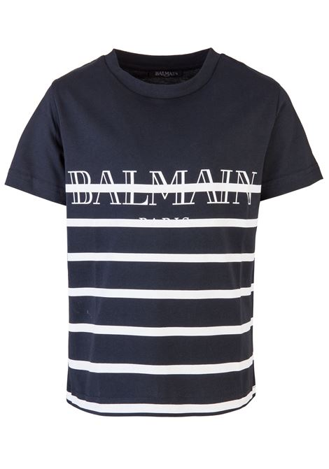 BALMAIN PARIS KIDS T-shirt BALMAIN PARIS KIDS | 8 | W8E8008I158159