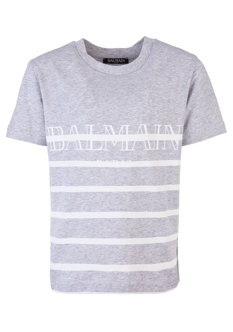 BALMAIN PARIS KIDS T-shirt BALMAIN PARIS KIDS | 8 | W8E8008I158170