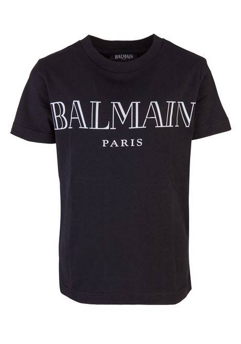 T-shirt BALMAIN PARIS KIDS BALMAIN PARIS KIDS | 8 | W8E8008I258176