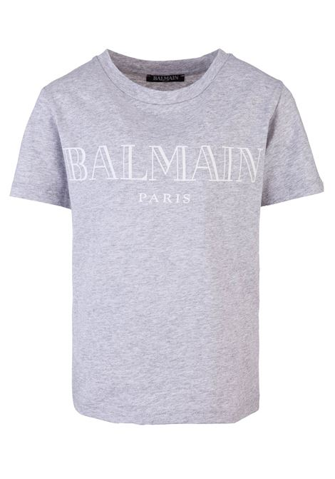 BALMAIN PARIS KIDS T-shirt BALMAIN PARIS KIDS | 8 | W8E8008I260170