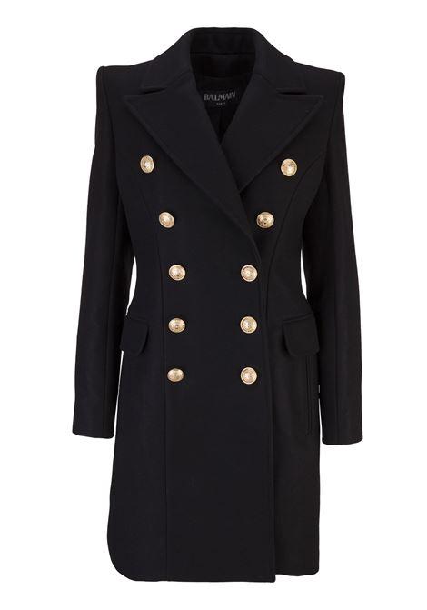 Balmain Paris coat BALMAIN PARIS | 17 | 142400W006C0100