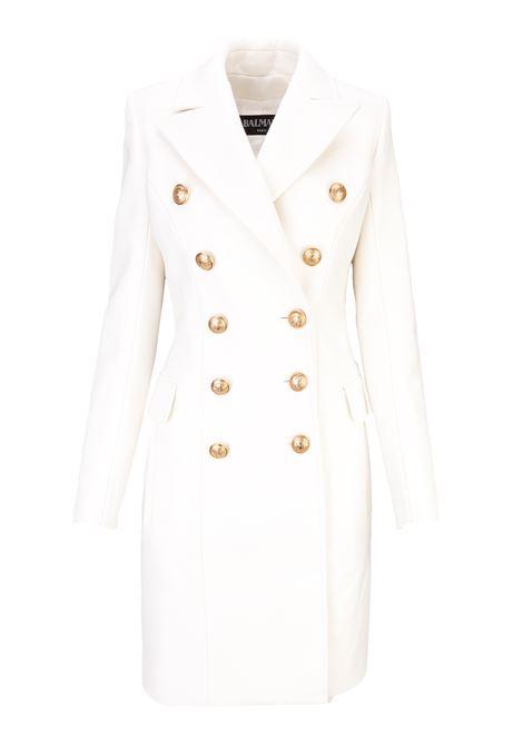 Balmain Paris coat BALMAIN PARIS | 17 | 142400W006C0200