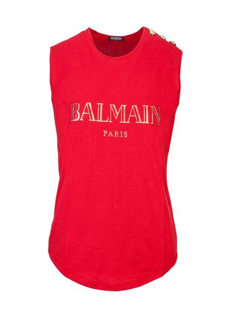 Balmain Paris tanktop BALMAIN PARIS | -1740351587 | 148100326IC1770