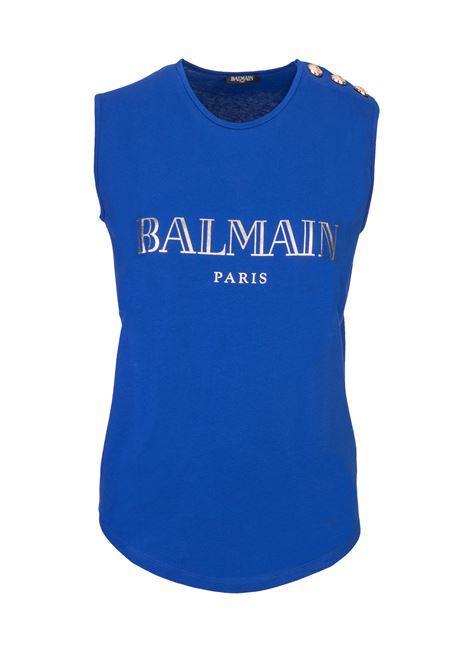 Canotta Balmain Paris BALMAIN PARIS | -1740351587 | 148100326IC3215