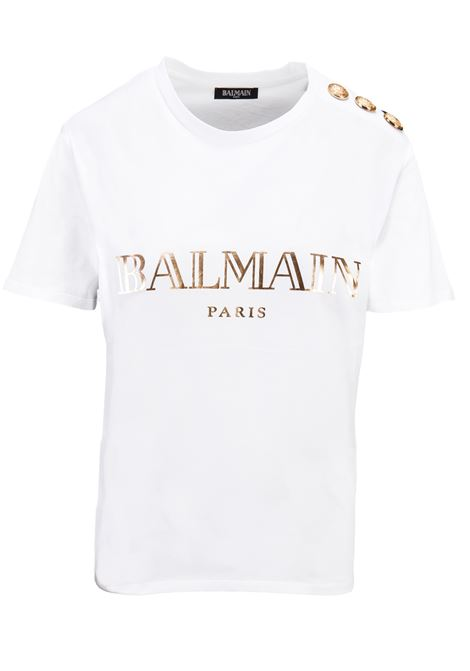 Balmain Paris t-shirt BALMAIN PARIS | 8 | 148120326IC0001
