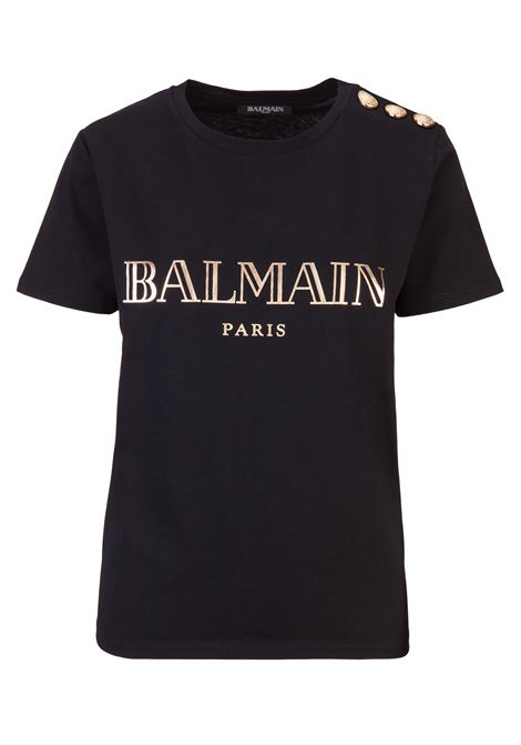 T-shirt Balmain Paris BALMAIN PARIS | 8 | 148120326IC0100