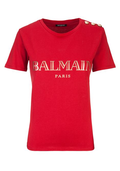 Balmain Paris t-shirt BALMAIN PARIS | 8 | 148120326IC1770