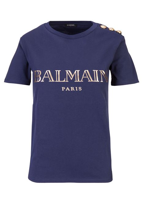 T-shirt Balmain Paris BALMAIN PARIS | 8 | 148120326IC3290