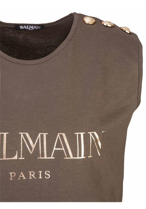 Canotta  Balmain Paris