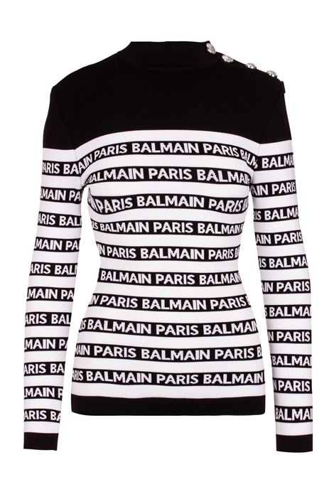 Balmain Paris sweater BALMAIN PARIS | 7 | PF03639K242C5101