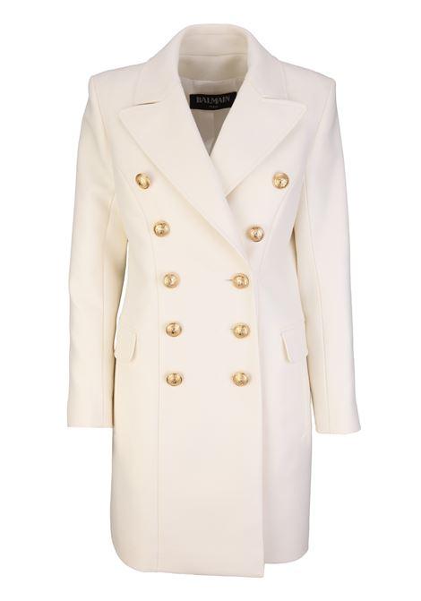 Balmain Paris coat BALMAIN PARIS | 17 | PF08162W006C0001