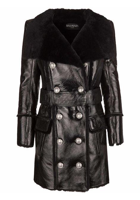 Balmain paris coat BALMAIN PARIS | 17 | PF08347L035C0100