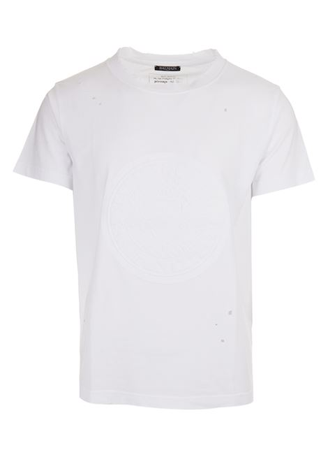 T-Shirt Balmain Paris BALMAIN PARIS | 8 | S8H8106J055100