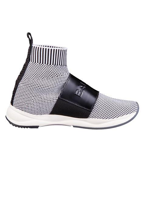 Balmain Paris sneakers BALMAIN PARIS | 1718629338 | W8FC635PZLN181