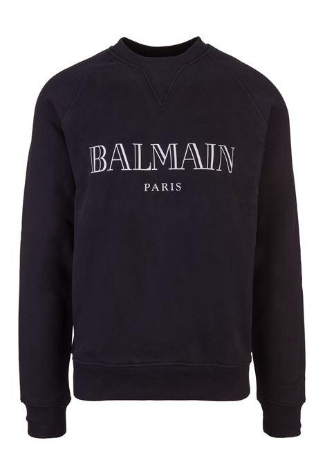 Felpa Balmain Paris BALMAIN PARIS | -108764232 | W8H6279I3501766