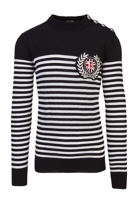 BALMAIN PARIS sweater BALMAIN PARIS | 7 | W8H6383M290B1766
