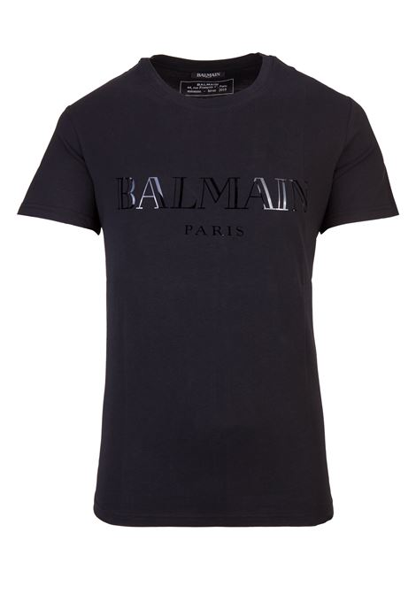 T-shirt Balmain Paris BALMAIN PARIS | 8 | W8H8601I351176
