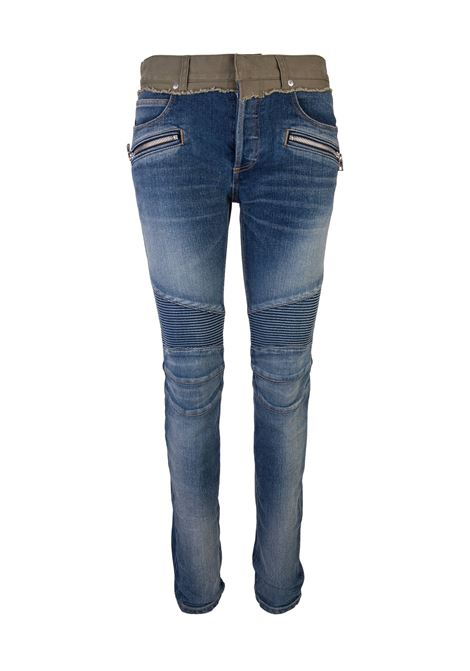 Balmain paris jeans BALMAIN PARIS | 24 | W8H9130T022C155