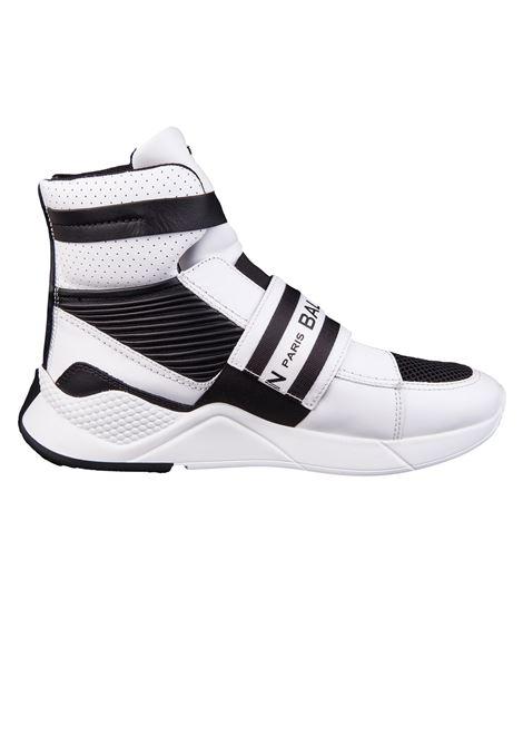 Balmain Paris sneakers BALMAIN PARIS | 1718629338 | W8HC326PSMN181