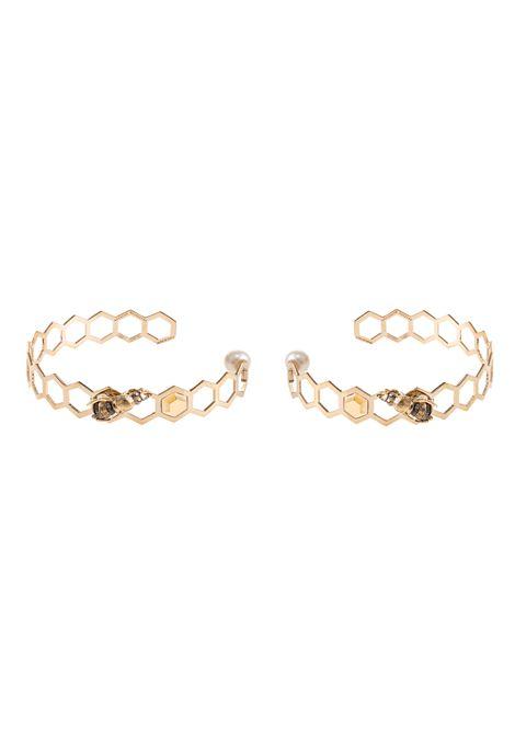 D.Delettrez earrings D.DELETTREZ | 48 | GRD5026AYELLOW