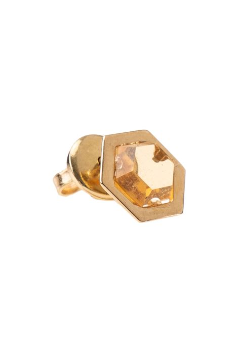 D.Delettrez earring D.DELETTREZ | 48 | GRD5030AYELLOW