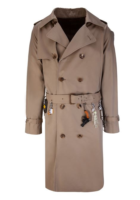 Doublet trench coat Doublet | -1181181492 | 18AW11CO22BEIGE