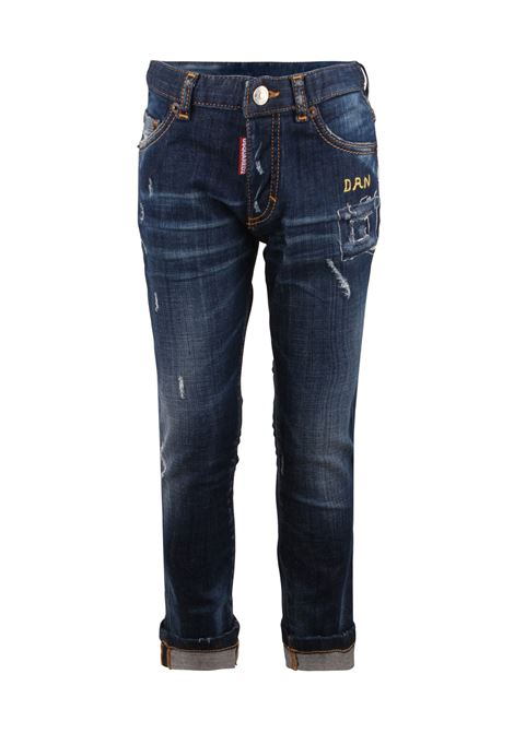 Dsquared2 Junior jeans Dsquared2 Junior | 24 | DQ02MDD00SHDQ01