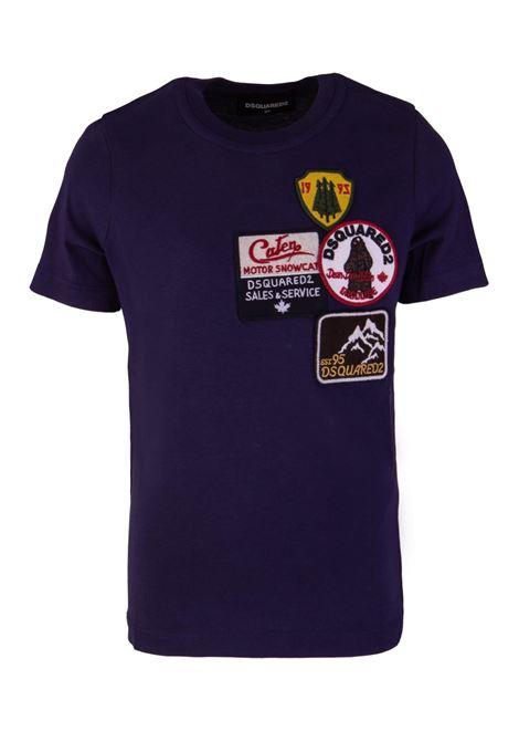 Dsquared2 junior t-shirt Dsquared2 Junior | 8 | DQ02V2D00RIDQ859