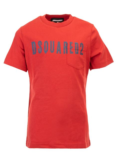 Dsquared2 Junior t-shirt Dsquared2 Junior | 8 | DQ02V3D00MNDQ415