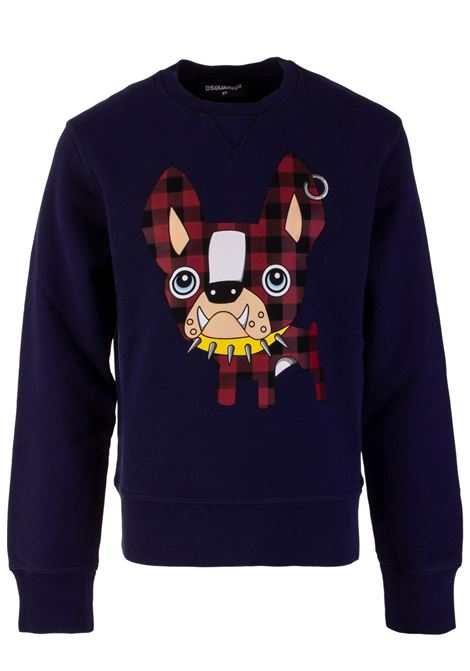 Dsquared2 sweatshirt Dsquared2 Junior | -108764232 | DQ02VXD00G4DQ859