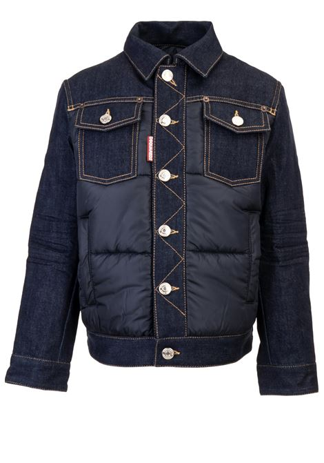 Giubbino Dsquared2 Junior Dsquared2 Junior | 13 | DQ02WLD00S3DQ01