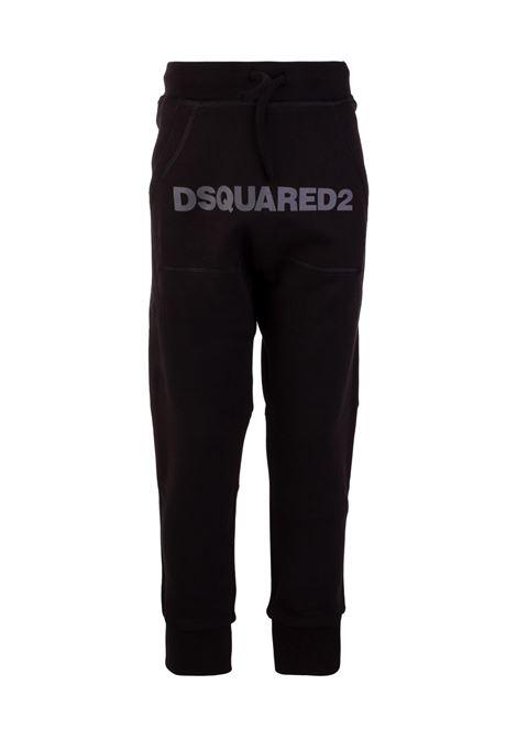 Pantaloni Dsquared2 Junior Dsquared2 Junior | 1672492985 | DQ02WND00G4DQ900