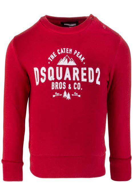 Dsquared2 Junior sweatshirt Dsquared2 Junior | -108764232 | DQ02XGD00G4DQ415