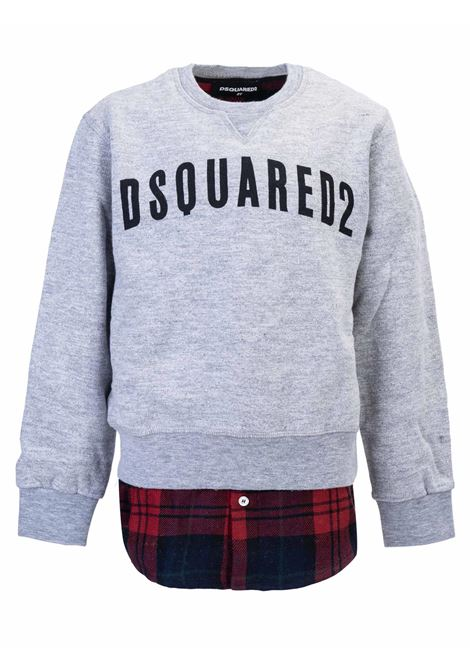 Felpa Dsquared2 Junior Dsquared2 Junior | -108764232 | DQ02YBD00CDDQ911