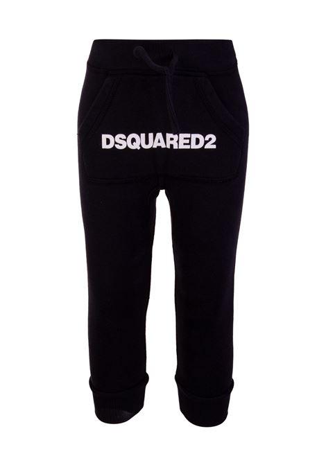 Pantaloni Dsquared2 Junior Dsquared2 Junior | 1672492985 | DQ031ND00Q8DQ858