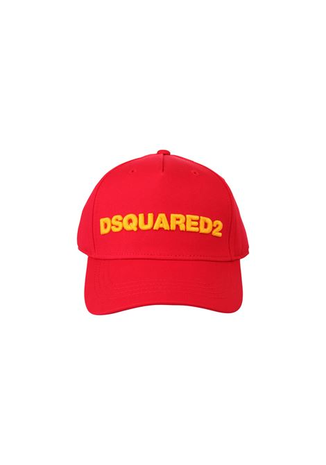 Dsquared2 junior cap Dsquared2 Junior | 26 | DQ038ID00I8DQ415