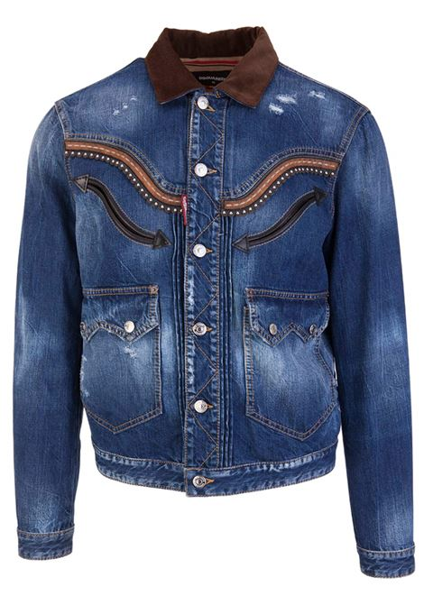 Dsquared2 jacket Dsquared2 | 13 | S71AN0014S30309470
