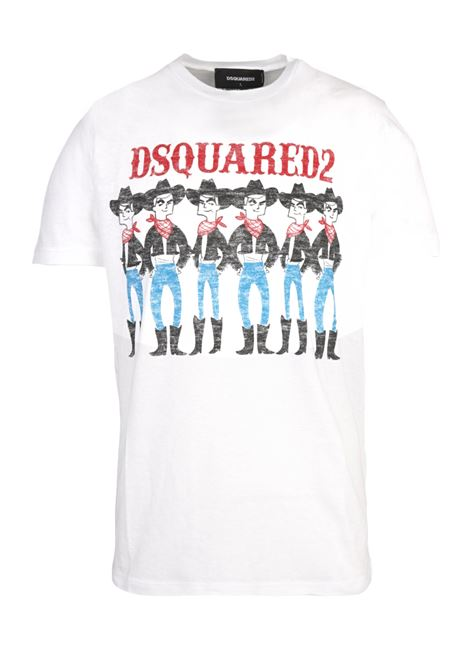 T-shirt Dsquared2 Dsquared2 | 8 | S71GD0694S22507100