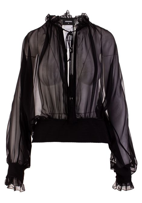 Dsquared2 blouse Dsquared2 | 131 | S72NC0774S43938900