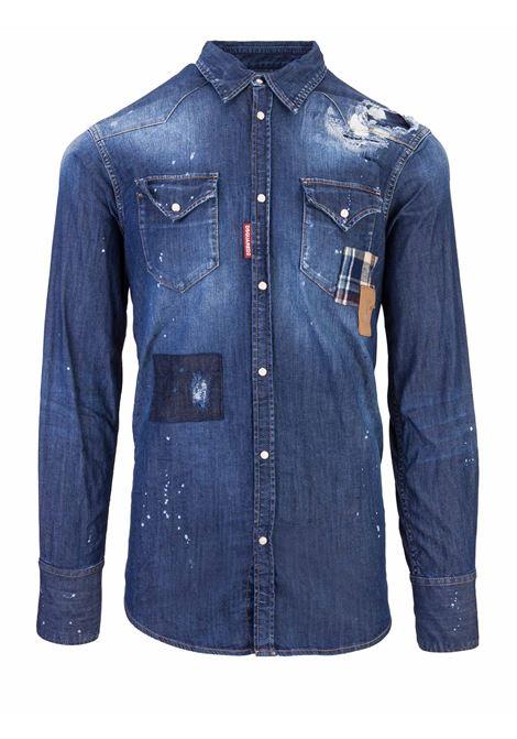 Dsquared2 shirt Dsquared2 | -1043906350 | S74DM0159S30341470
