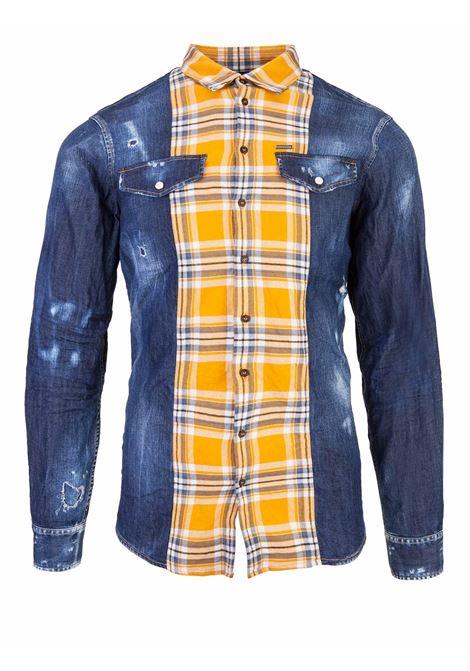 Dsquared2 shirt Dsquared2 | -1043906350 | S74DM0171S30341470