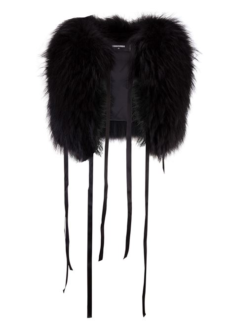 Dsquared2 fur gilet Dsquared2 | 41 | S75FB0080SY0662900