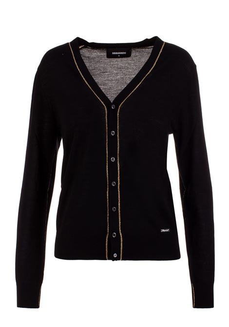 Dsquared2 cardigan Dsquared2 | 39 | S75HA0795S16377961
