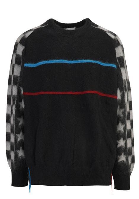 Facetasm sweater Facetasm | 7 | 18FWMRCM29BLAK