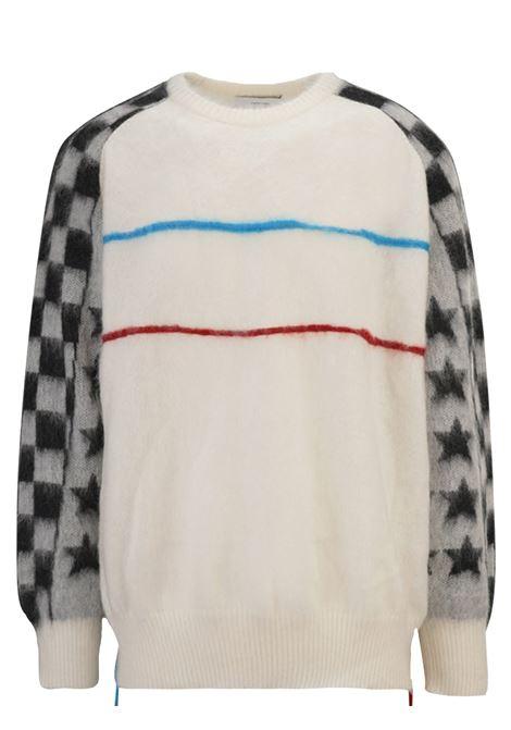 Facetasm sweater Facetasm | 7 | 18FWMRCM29WHI