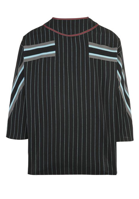 Facetasm shirt Facetasm | -1043906350 | 18FWMRCM32BLAK